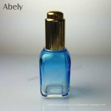 Флакон для парфюмерии в форме квадрата размером 35 мл