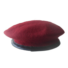 Boina de lana del ejército