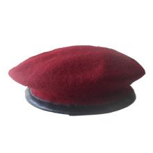 Beret de lã do exército