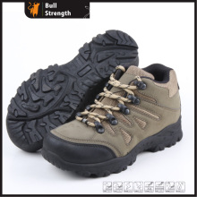 Outdoor Hiking Shoes with PVC Sole (SN5252)
