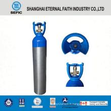 Cylindre de gaz en aluminium à haute pression de 10L (LWH180-10-15)