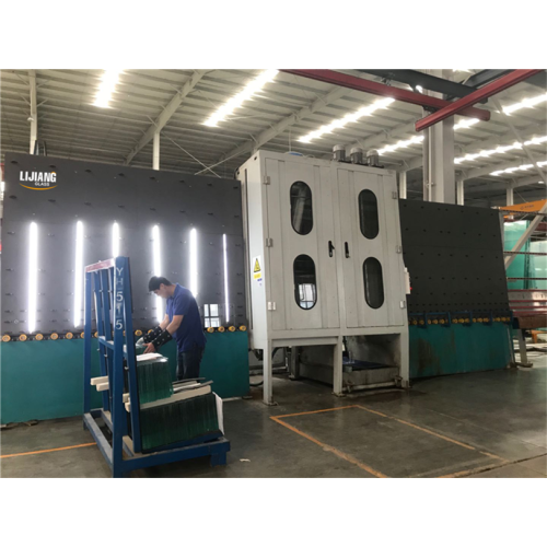 High speed Jinan factory directly sale insulating glass production line with good price