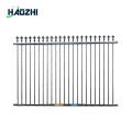 decorative aluminum fence panel 3d quality welded design factory
