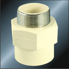 DIN PN16 Water Supply Cpvc Male Socket Brass