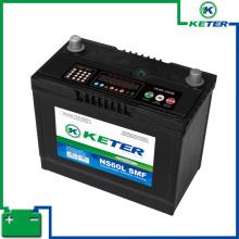 Batería de automóvil de gran capacidad NS60 R / L SMF