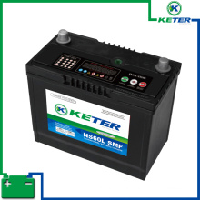 Large Capacity Car Battery NS60 R/L SMF