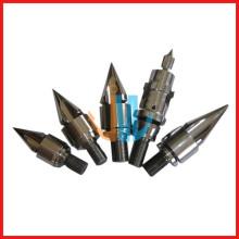 Parafuso de injeção e peças de cilindro para máquina de moldagem por injeção