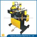 China hydraulischer Sammelschienenextruder des kupfernen Blattlochwerkzeugsbiegemaschine