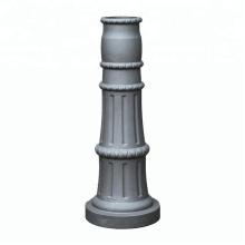 Cast Aluminum street light pole base cladding, Decorative light pole base,street lamp base