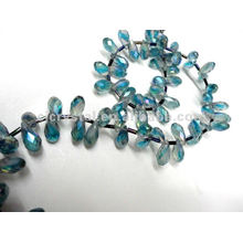 Turquoise water beads