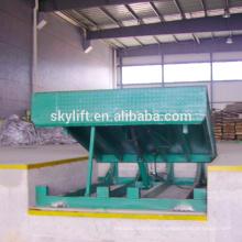 stationary hydraulic dock ramp/loading dock/dock leveler