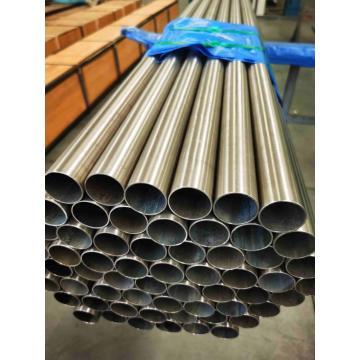 Tubo de titanio Gr9 Ti3Al2.5V para bicicleta