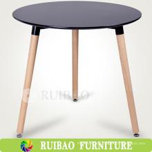 Móveis para casa Mesinha redonda de mesa de jantar