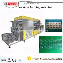 Modelo de material de ahorro económico Máquina de formación de vacío de ampolla automática para la industria del embalaje, plástico, ABS, PP, PC, PS