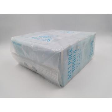 Venta al por mayor No Fluorescent Agent Soft Pack Facial Tissue