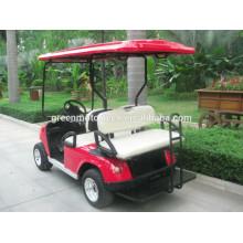 4 мест электрический гольф-кары клуба автомобилей