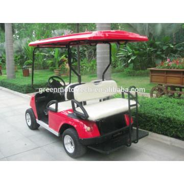 4 Plätze Elektro Club Auto Golfwagen