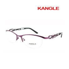 2017 New Lady trendy nice metal optical frames, new elengance design metal eyeglasses