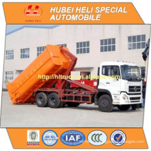 NEW DONGFENG DFL 6x4 20M3 big refuse collecting truck 260hp good quality hot sale