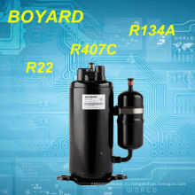 R22 хладагент герметичный Горизонтальный ротационный компрессор для ванного кондиционера