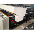 CO2 Metal None-metal Laser Cutting Machine SS 1.5mm Aucun métal Acrylique 30mm Bois 23mm 150W 1300 * 2500mm