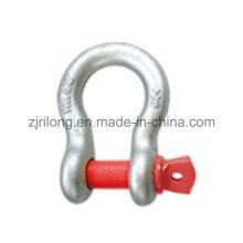 Nosotros tipo D grillete con tornillo Pin 209 Dr-Z0080