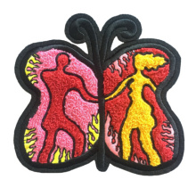 Hot Sale New Product Embroidery Chenille Patches