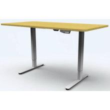 Electric Ergonomic Office Height Adjustable Desk/Lift Desk/Standing Desk with Two Motors (ET102)