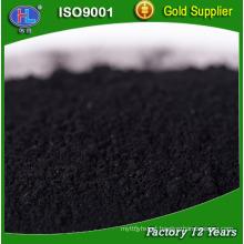 Pó de carvão ativado a vapor (sujo), qualidade confiável, durável em uso