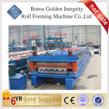 High speed double layer roll forming machine with CE,ISO