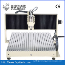 2200W Water Cooling CNC Engraving Machine for Stone Metal Mould Processing