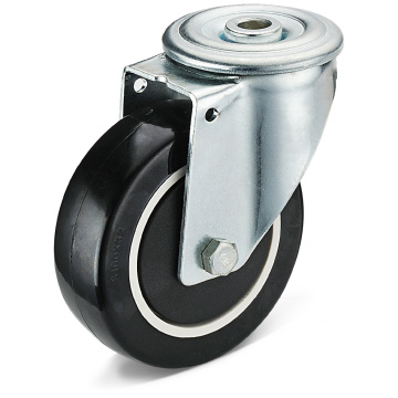 13 Series PU Bolt Hole Movers Casters