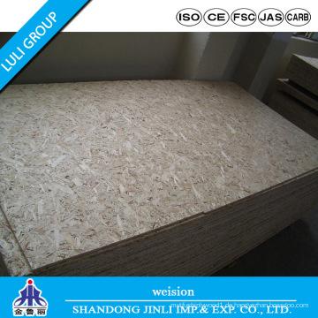 OSB Board 1220 * 2440size Heißer Verkauf in Chile