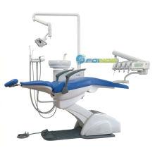unité dentaire avec lampe led (CE et approuvé par la FDA) (modèle: S2308)