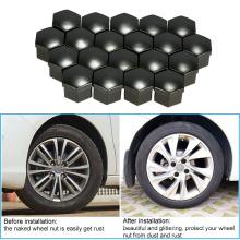 Casquettes en plastique de boulon de moyeu de voiture 20PCS pour pièces d'automobile