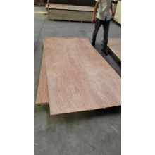 Construction Plywood 4mm Teak Veneer Plywood