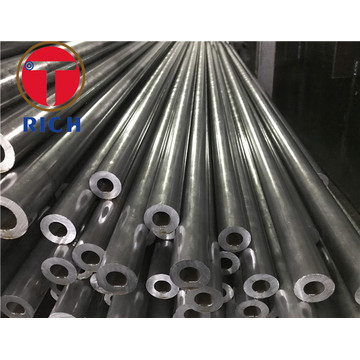 BS3059 Gr360 Panas Selesai Heat Exchanger Carbon Seamless Steel Tube