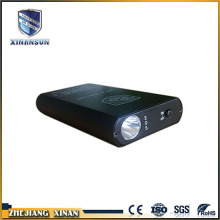 aluminium led flashlight new portable power bank