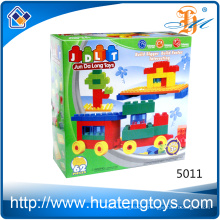 2016 New high quanlity big size ABS plastic building blocks toys and hobbies