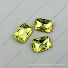 Fabrik-Preis-Mode-dekorativer Octagon-Kristall-Stein von China-Lieferanten