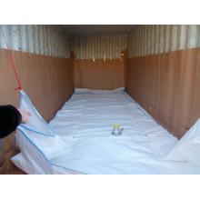tanque flexible de contenedor para el transporte de líquido a granel de la categoría alimenticia