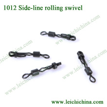 Borne de pêche à la carpe Tackle Side Row Rolling Swivel