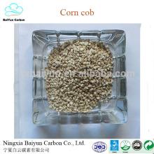 comida de la mazorca de maíz para la alimentación animal de la mazorca de maíz o la estera