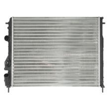 Pièces de rechange de radiateur en aluminium de ventilateur de refroidissement de voiture