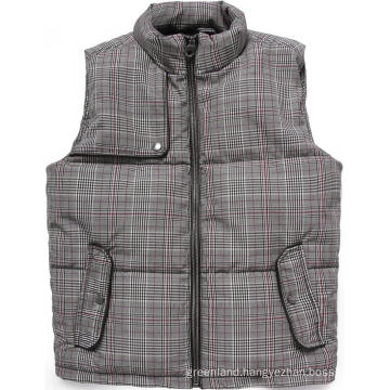 2017 fashion padding vest