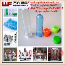 China Schimmel Fabrik Lieferant 5 Gallonen 24 Hohlräume Stiftventil PET Preform Schimmel mit Kappe