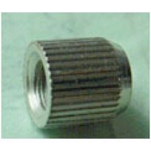 Nut with Inside Thread Rolling and Nickle Plating