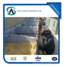 Military Sand Wall Hesco Barrier