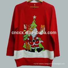 17STC8107 Unisex China Christmas Sweater