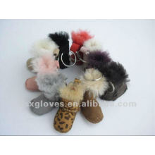 cute gift keychain boots